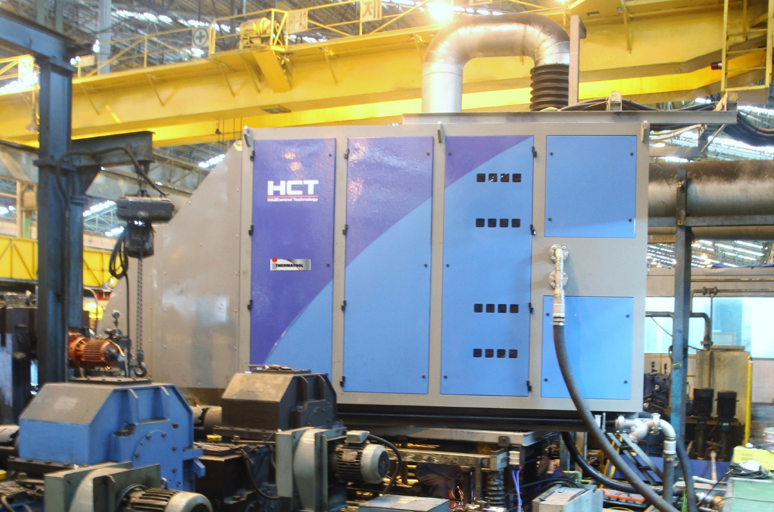 Thermatool High Power High Frequency Welders